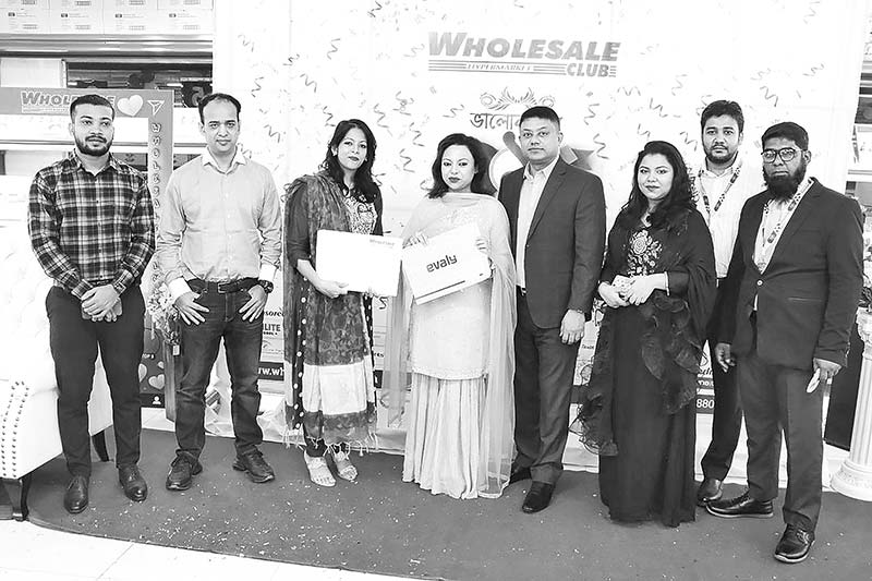 Evaly signs business deal with Wholesale Club