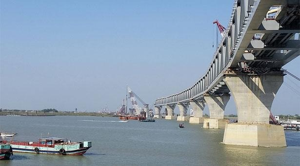 Padma Bridge's 33rd span to be installed on Monday