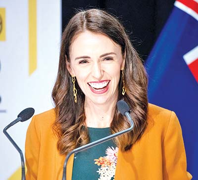 Ardern vows to deliver reform