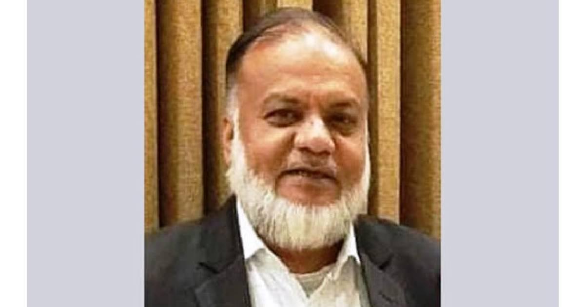 Journalist Aziz Ahmed dies of Covid-19
