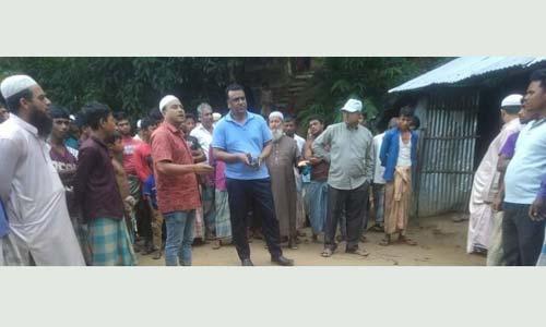 Cox's Bazar landslide kills two