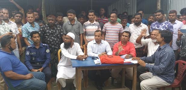 16 fishermen fined, jailed in Bhola