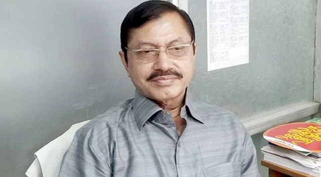 Journalist Ruhul Amin Gazi (FILE PHOTO)