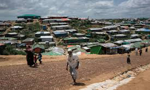 £47.5mn new UK aid announced for Rohingyas