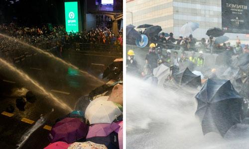 Why young activists are embracing Hong Kong's tactics