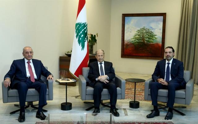 Hariri, designated Lebanon's PM again, vows to halt collapse