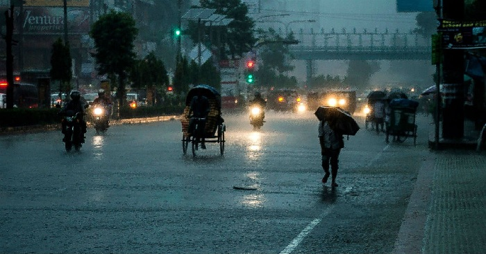 Low over Bay of Bengal to bring more rains