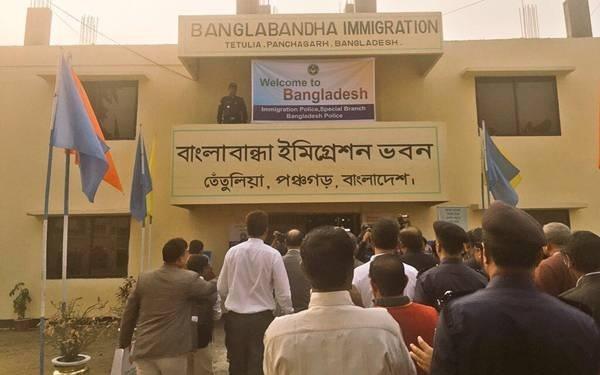 6-day holiday announced at Banglabanddha land port