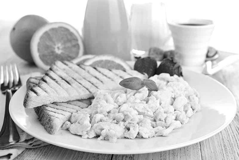 Good breakfast imperative for women