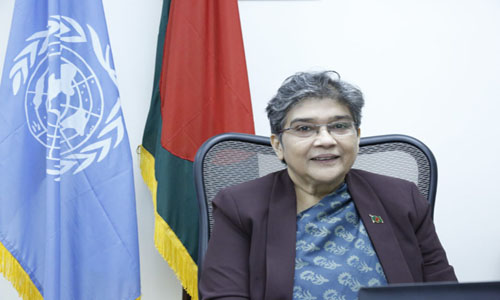 BD calls for more participation of women in UN peacekeeping