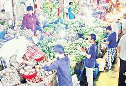 Potato leads volatility despite govt efforts to keep market stable