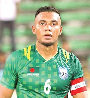 Kolkata Mohammedan invites Jamal for one season