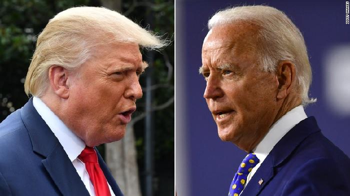Trump casts vote in Florida, Biden heads to Pennsylvania