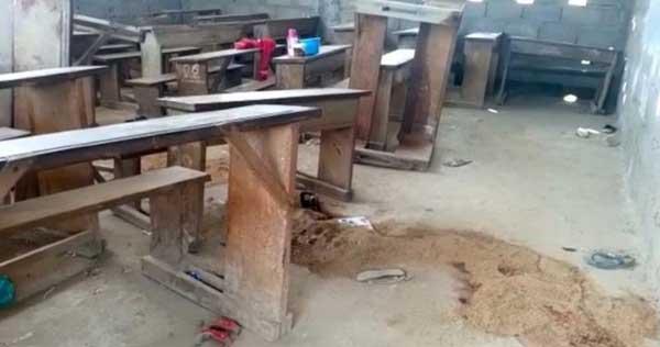 Six children killed in Cameroon school attack