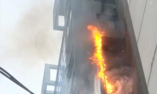 Fire at BDBL Bhaban