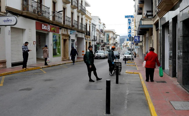 The new state of emergency will last until the beginning of May, Prime Minister Pedro Sanchez said.