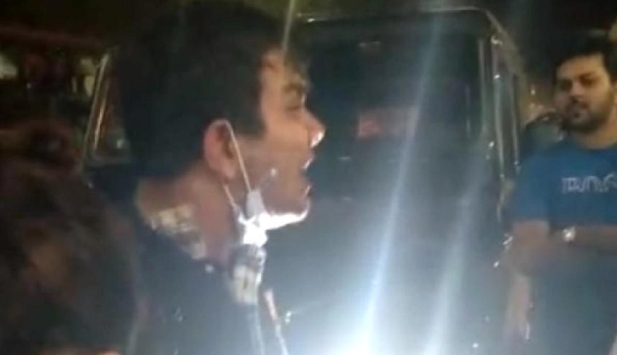 MP Haji Salim's son assaults navy official in Dhanmondi