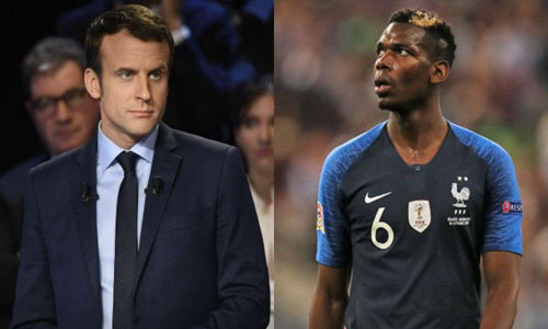 Paul Pogba 'quits playing for France'