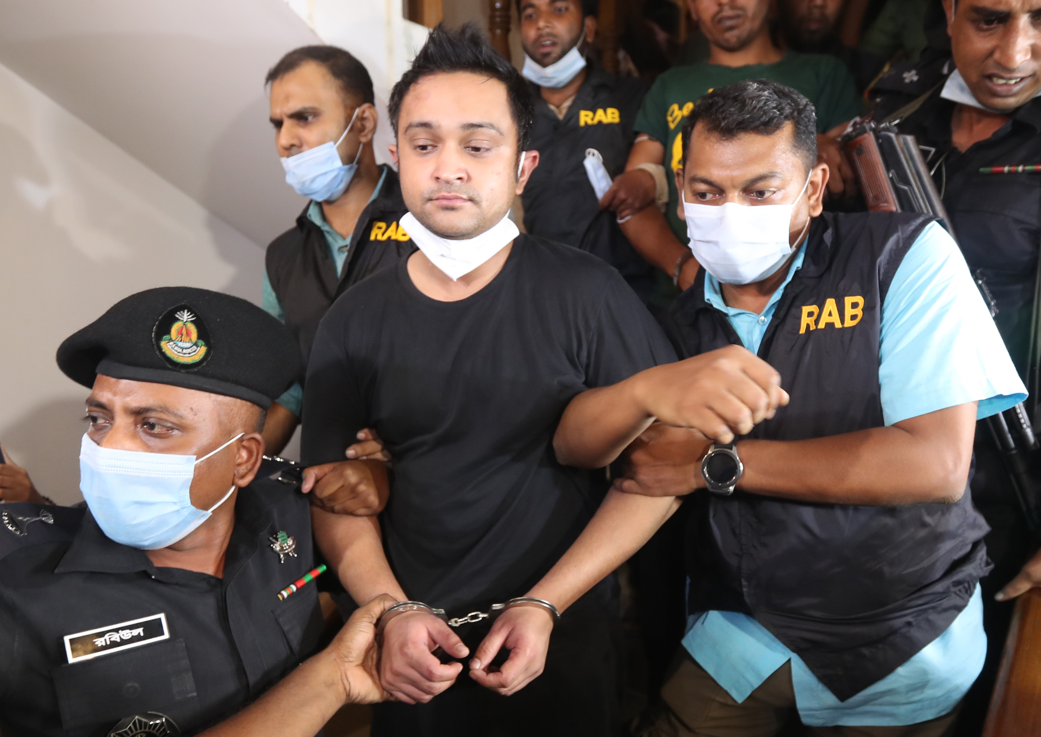 Erfan Salim, bodyguard jailed for one yr