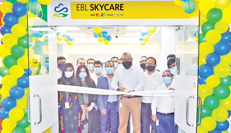 EBL opens one-stop service centre at Banani