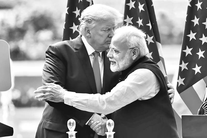 India should end its ostrich-like approach to China, work with the US