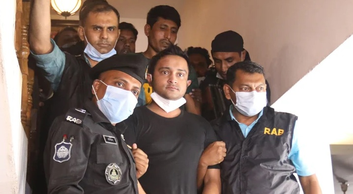 4 separate cases filed against Erfan, bodyguard