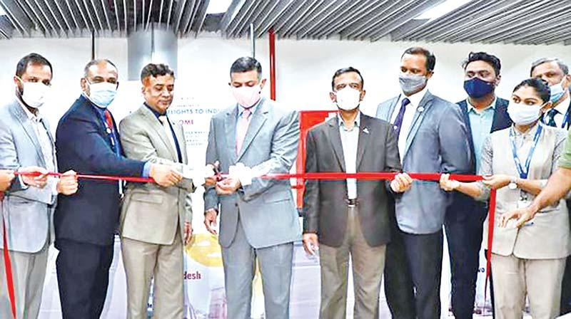 Bangladesh-India flights resume after 7 months