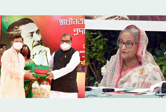 Govt working to take BD to more dignified position: PM