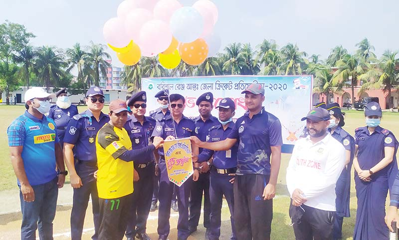 Opening ceremony of Barisal Range Inter District Cricket Tournament-2020