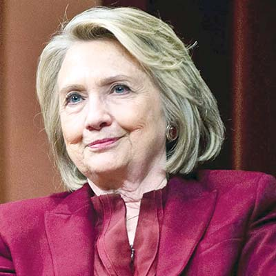Hillary to cast NY vote in Electoral College