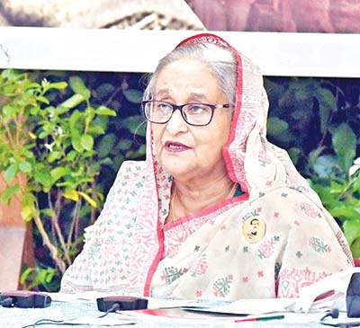 Working hard to make country self-reliant: PM