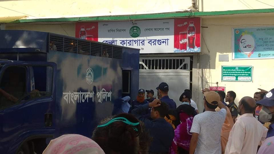 Rifat murder: 5 convicts shifted to Barishal jail