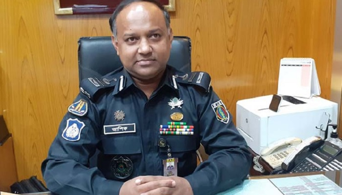 Lt Col Ashique Billah, Director of Legal and Media Wing of RAB (FILE PHOTO)