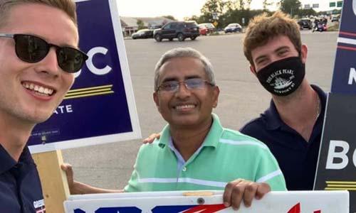 Bangladeshi-origin Abul Khan win Hampshire seat