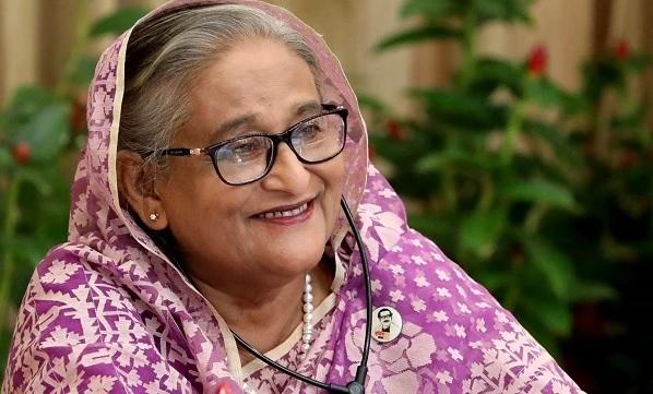 PM Hasina congratulates Biden, Kamala