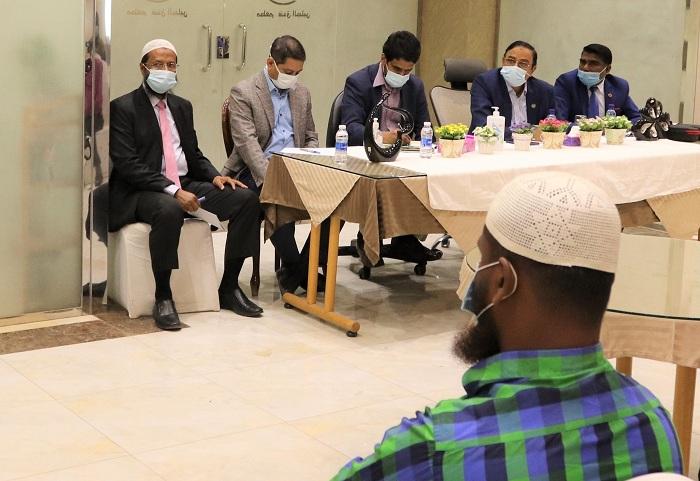 'Bangladesh Embassy delivers quick services to expatriates in Saudi Arabia'