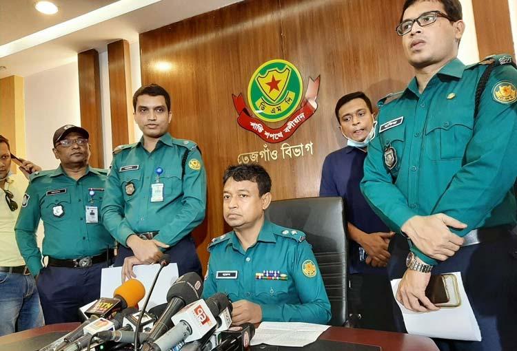 10 held over death of ASP Shipon: Police