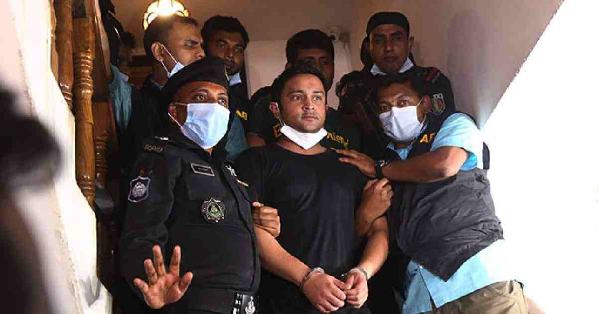Arms case: Erfan Salim, bodyguard's bail pleas rejected