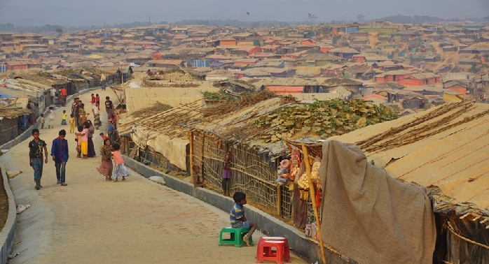 Amnesty calls to drop plans to move Rohingya to remote island