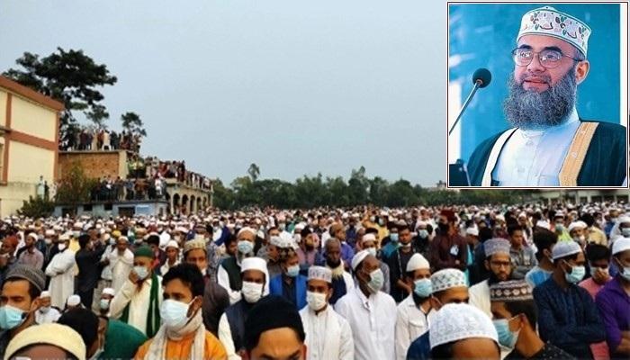 Golam Sarwar Sayeedi buried, thousands attend namaj-e-janaza