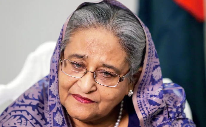 Bangladesh Prime Minister Sheikh Hasina [FILE PHOTO]