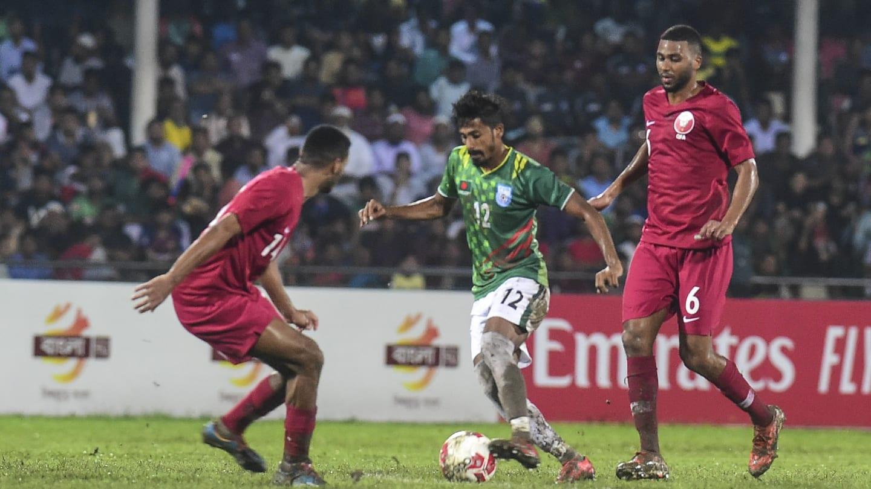 Qatar-Bangladesh qualifier set for Dec 4