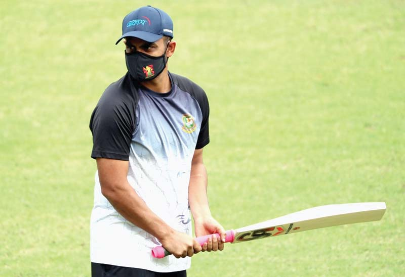 Tamim plans 'out of the box' for Barisal