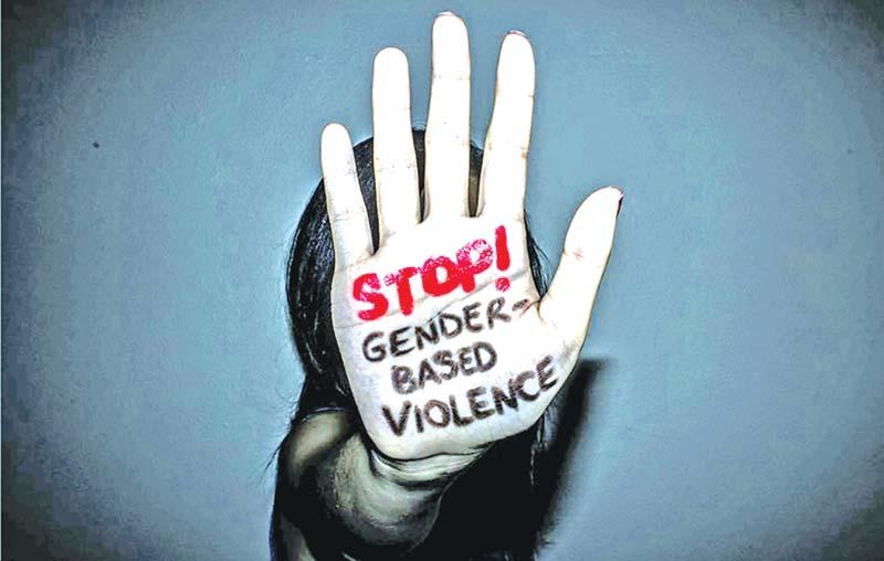 Addressing gender based violence