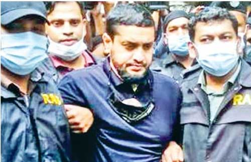 RAB files 3 cases against Golden Monir