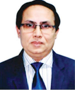 A K M Sajedur Rahman Khan