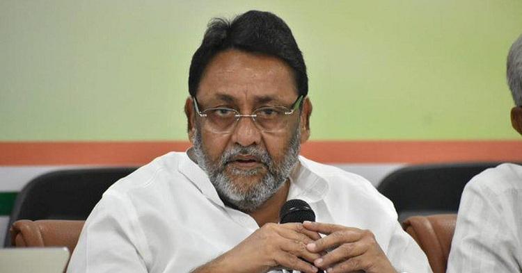 A photo of Nationalist Congress Party Spokesperson and India's Maharashtra Minister Nawab Malik. Photo: Facebook