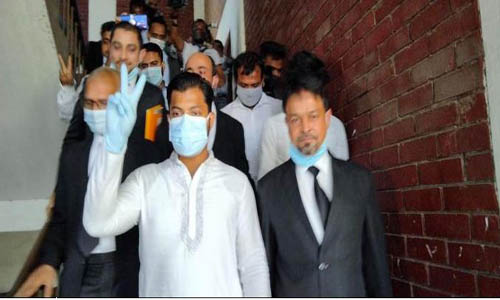 BNP leader Ishraque freed from graft charges