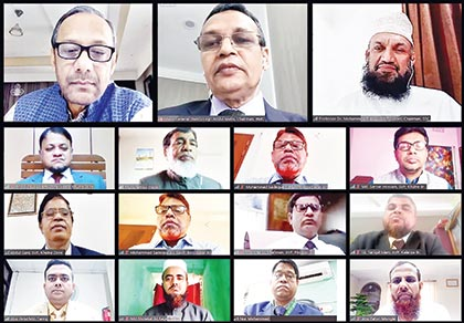 IBBL Khulna Zone holds webinar on Shariah compliance