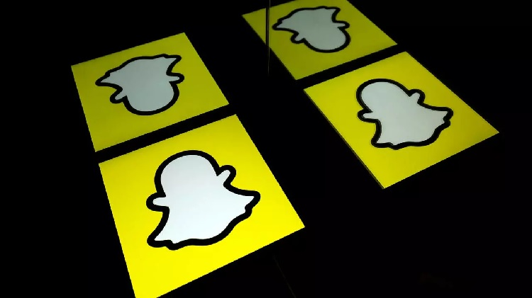 Snapchat will be launching a curated video feed as part of a ramped up challenge to rivals like TikTok Lionel BONAVENTURE AFP/File